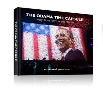 FOTO Obama Time Capsule